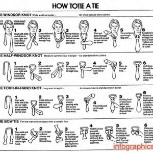 How To Tie A Tie 300x300