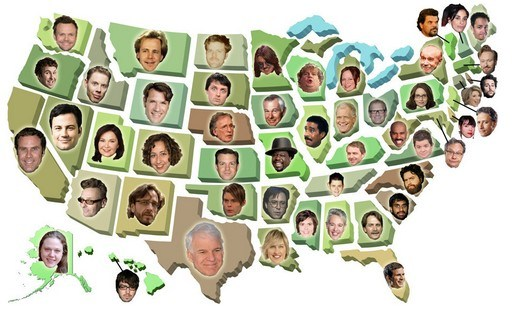 united states of comedy