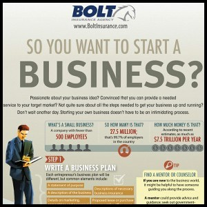 The How To Start A Business Infographic1 300x300