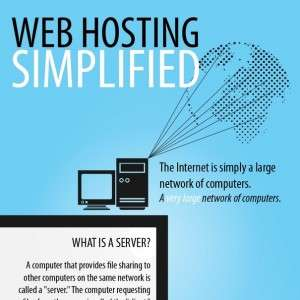 Webhosting Simplified Infographic1 300x300