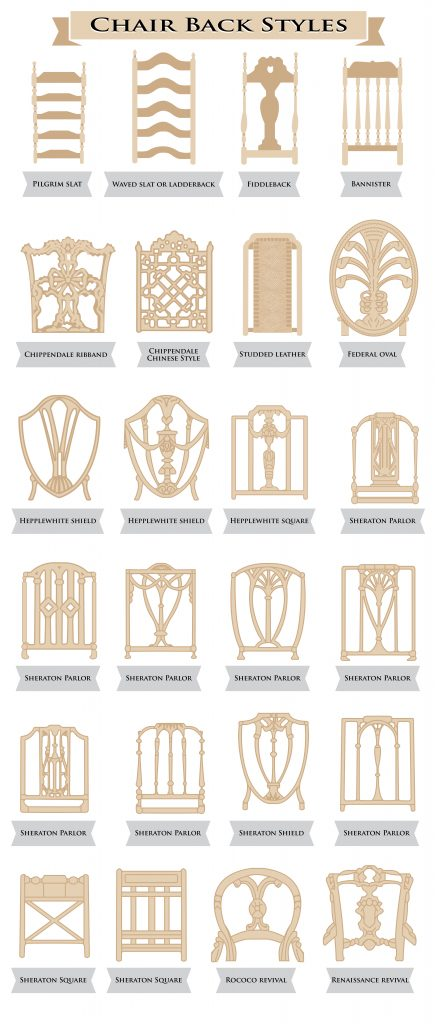 Chair Back Styles 437x1024